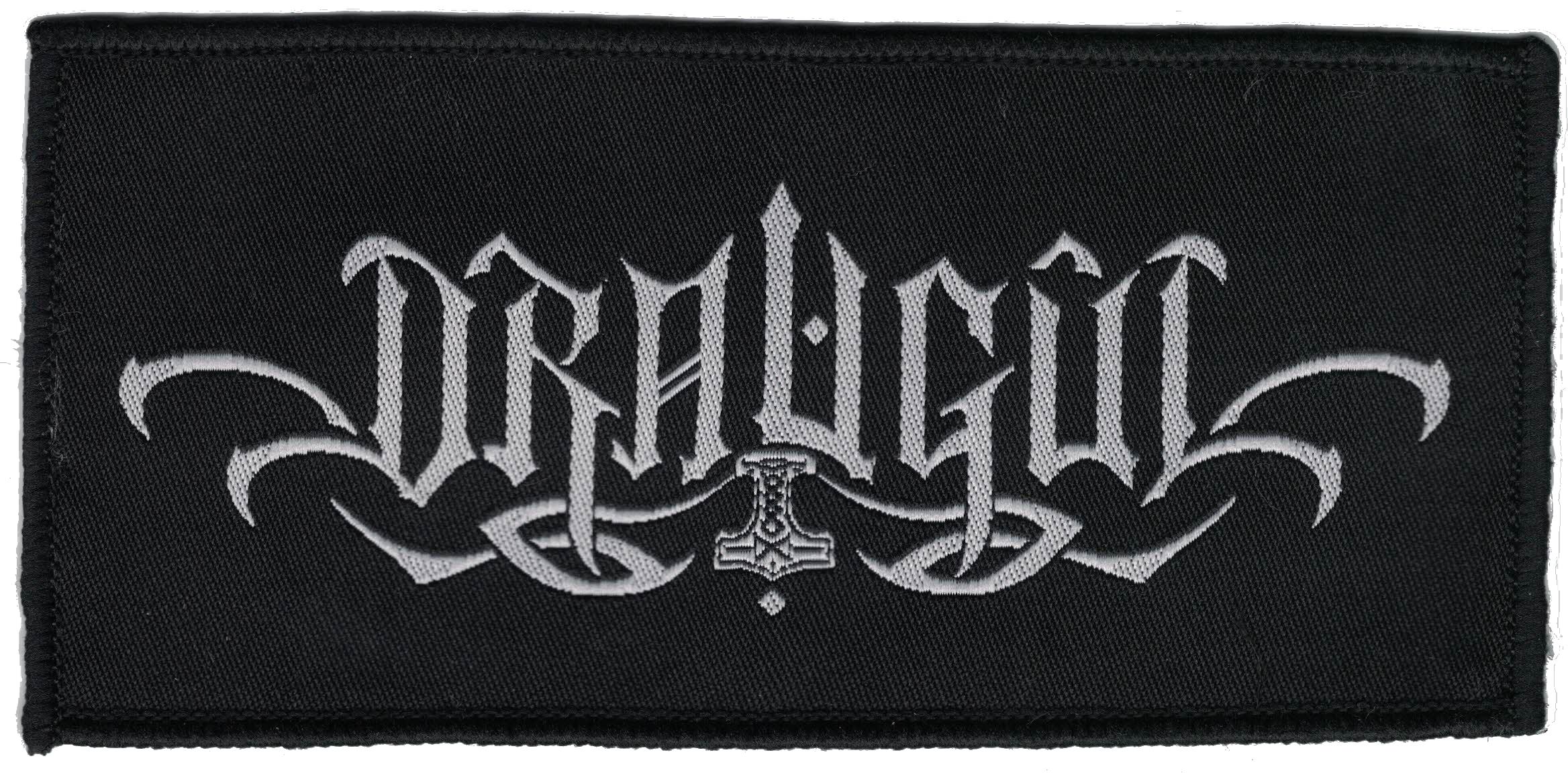 Logo Aufnäher