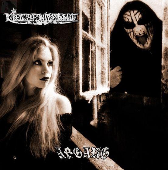 Kirchenbrand - Abgang CD (with Lighter)