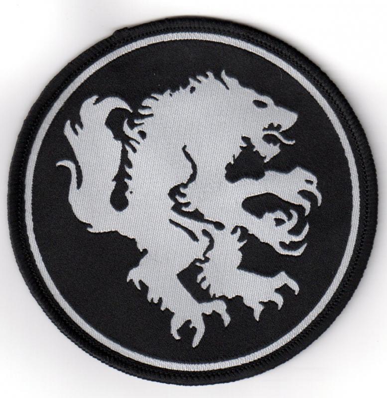 Satanic Warmaster – Wolf (Patch)