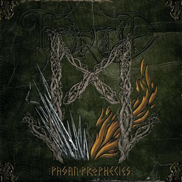Fortid - Pagan Prophecies Digi-CD