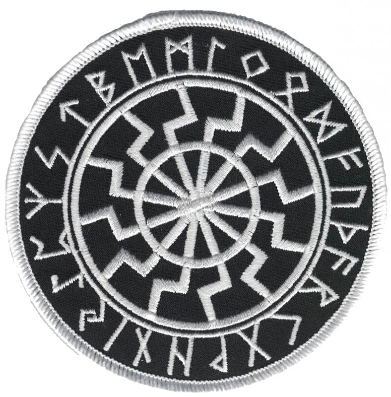 Black Sun in the Rune circle (Patch)