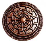 Black Sun Antique copper (Concho)